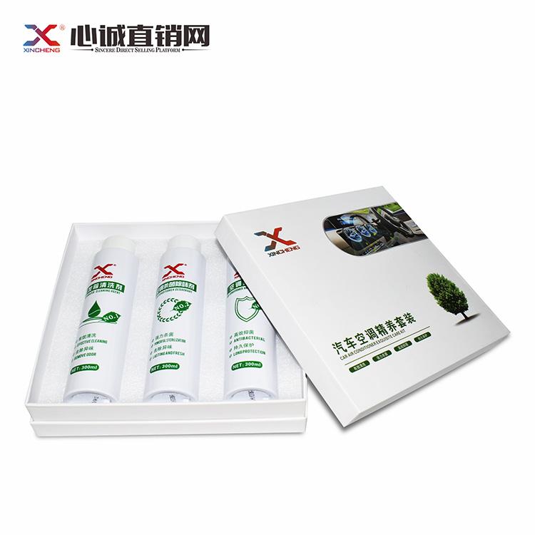 深度养护品X品牌-空调三合一清...